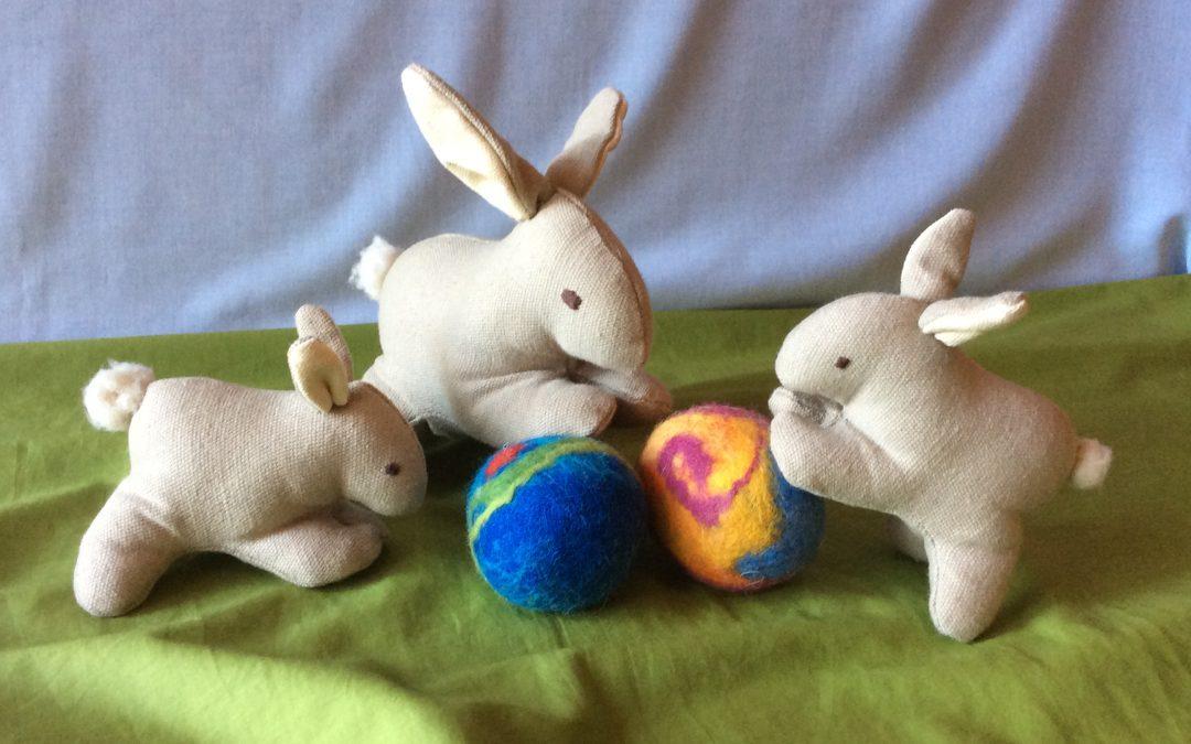 Història d'una llebre de Pasqua