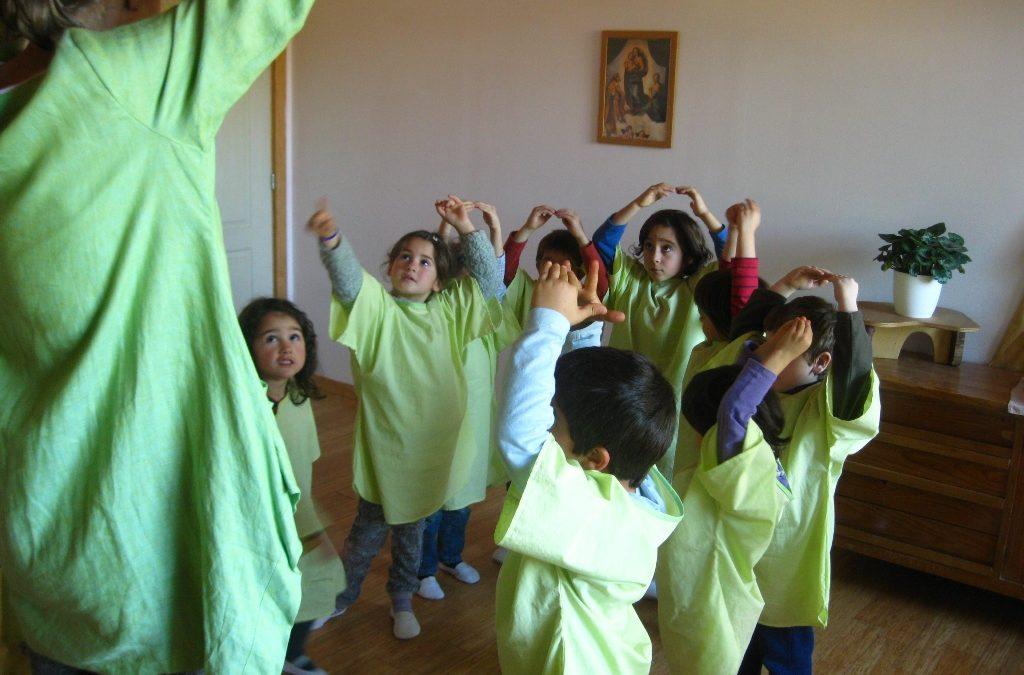 Eurítmia a l'escola (I)