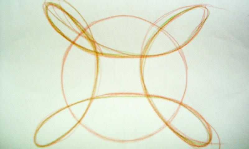 """El """"dibuix de formes"""" a l'Escola Waldorf (II)"""