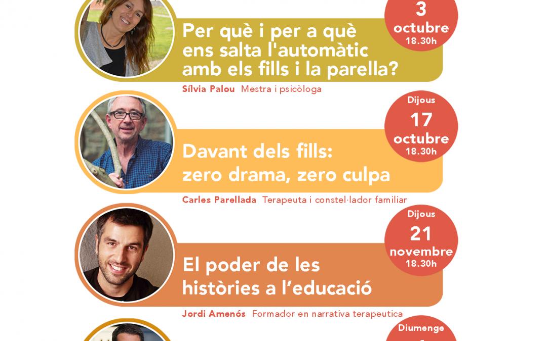 Conferències Octubre-desembre
