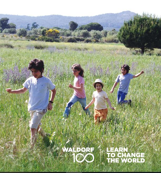 Actes commemoratius del Centenari de la Pedagogia Waldorf (1919-2019)